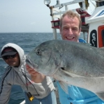 "Image for the Documentary programme ""Robson's Extreme Fishing Challenge"""