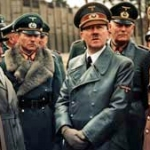 "Image for the History Documentary programme ""Hitler's Generals"""