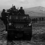 "Image for the History Documentary programme ""The Falklands War"""