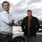 "Image for the Motoring programme ""Top Gear Australia"""