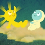 "Image for the Childrens programme ""Soli and Mo's Nature Show"""