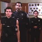 "Image for the Film programme ""Police Academy 2: Their First Assignment"""