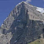"Image for the Documentary programme ""The Eiger: Wall of Death"""