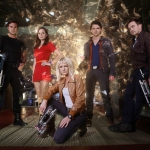 "Image for the Science Fiction Series programme ""Primeval"""