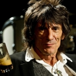 "Image for the Music programme ""The Ronnie Wood Show"""