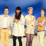 "Image for the Music programme ""T4 on the Beach"""