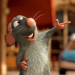 "Image for the Film programme ""Ratatouille"""