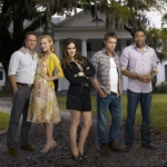 "Image for the Drama programme ""Hart of Dixie"""