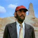 "Image for the Film programme ""Paris, Texas"""
