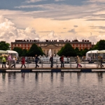 "Image for the Gardening programme ""Hampton Court Palace Flower Show 2012"""