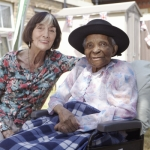 "Image for the Documentary programme ""June Brown: Respect Your Elders"""
