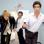 "Image for the Comedy programme ""Green Wing"""