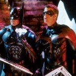 "Image for the Film programme ""Batman and Robin"""