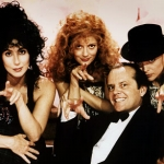 "Image for the Film programme ""The Witches of Eastwick"""