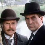 "Image for the Drama programme ""The Casebook of Sherlock Holmes"""