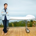 "Image for the Drama programme ""Royal Pains"""
