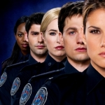 "Image for the Drama programme ""Rookie Blue"""