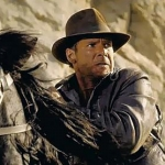 "Image for the Film programme ""Indiana Jones and the Last Crusade"""