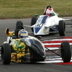 "Image for the Motoring programme ""British Formula Ford"""