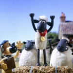 "Image for the Childrens programme ""Shaun the Sheep Championsheeps"""