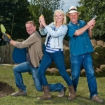 "Image for the Gardening programme ""The Flowerpot Gang"""