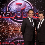 "Image for the Game Show programme ""Red or Black?"""