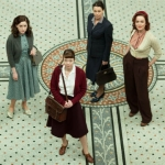 "Image for the Drama programme ""The Bletchley Circle"""