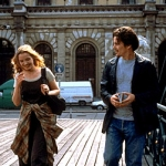 "Image for the Film programme ""Before Sunrise"""