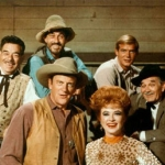 "Image for the Drama programme ""Gunsmoke"""