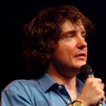"Image for the Comedy programme ""Dylan Moran Live"""