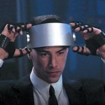 "Image for the Film programme ""Johnny Mnemonic"""