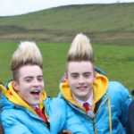 "Image for the Childrens programme ""Jedward's Big Adventure"""