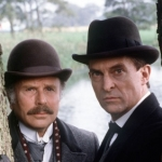 "Image for the Drama programme ""The Adventures of Sherlock Holmes"""