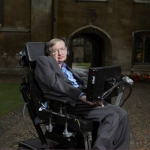 "Image for the Scientific Documentary programme ""Stephen Hawking's Grand Design"""