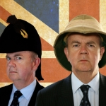 "Image for the Documentary programme ""Ian Hislop's Stiff Upper Lip: An Emotional History of Britain"""