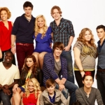 "Image for the Game Show programme ""The Glee Project"""