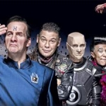 "Image for the Sitcom programme ""Red Dwarf"""