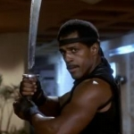 "Image for the Film programme ""American Ninja 3: Bloodhunt"""