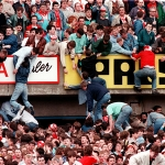 "Image for the Drama programme ""Hillsborough"""
