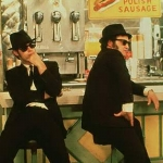 "Image for the Film programme ""The Blues Brothers"""