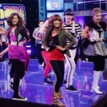 "Image for the Childrens programme ""Shake it Up"""
