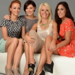 "Image for the Game Show programme ""Girlfri3nds"""