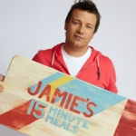 "Image for the Cookery programme ""Jamie's 15 Minute Meals"""