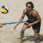 "Image for the Sport programme ""Beach Volleyball"""