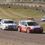 "Image for the Motoring programme ""British Rallycross"""