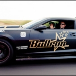 "Image for the Motoring programme ""Bullrun"""