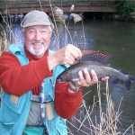 "Image for the Sport programme ""John Wilson's Fishing World"""