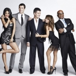 "Image for the Game Show programme ""The X Factor USA"""
