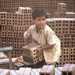 "Image for the Documentary programme ""Children at Work"""