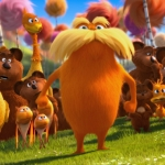 "Image for the Film programme ""Dr. Seuss' the Lorax"""